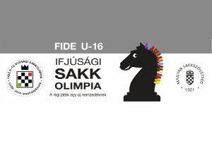 U16-os sakkolimpia 2014: csapatunk a negyedik helyen végzett